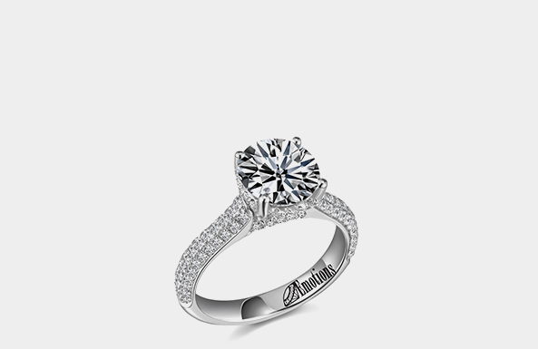 Enement And Wedding Rings